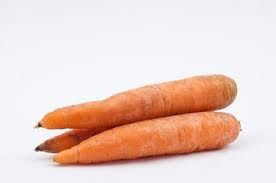 Organic Table Carrots