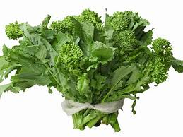 Organic Broccoli Rapini (local)